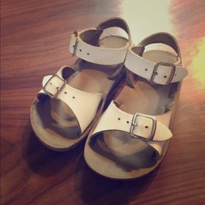 White Sun San Surfer Sandals size 7